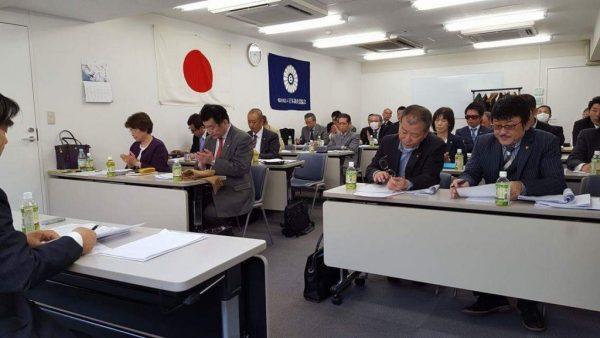 2017年5月18日19日 一般社団法人日本調査業協会:三役会および理事会